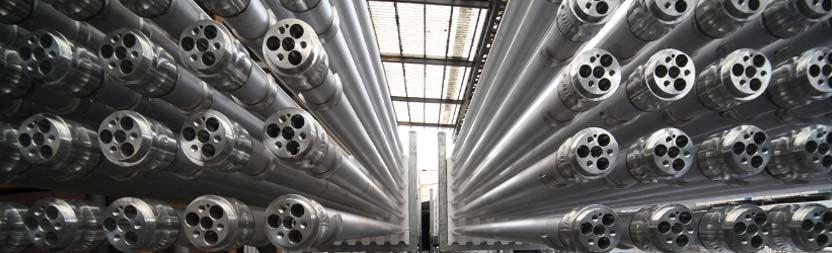 Oberflächenbehandlungen für Aluminium